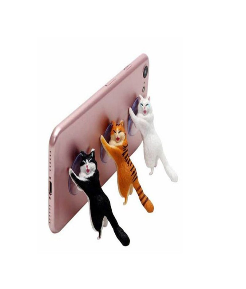 phone holder cat phone holder
