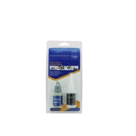 Luxenmart 7-Sec Quick Bonding Glue Set
