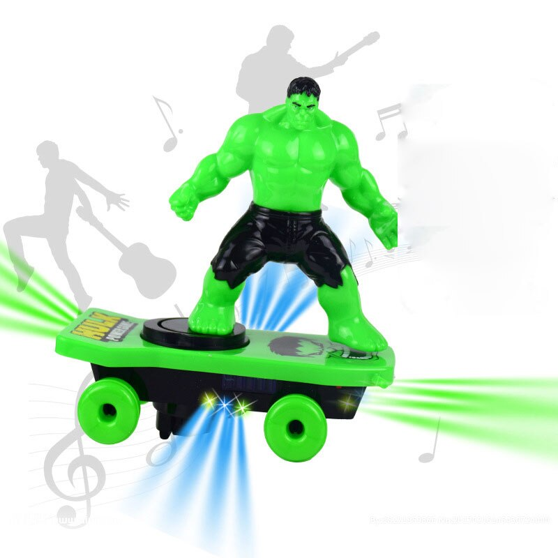 Freen Hulk Scooter Toys