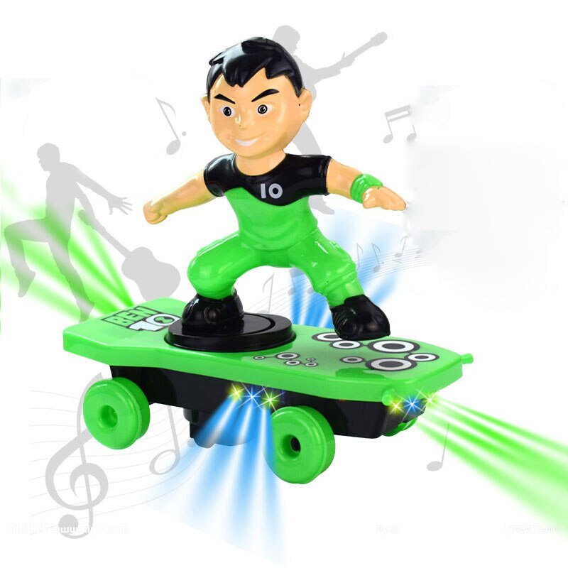 Ben 10 Scooter Toys