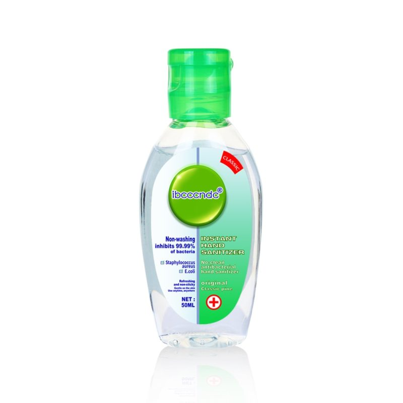 Portable Hand Sanitizer Gel 50ml