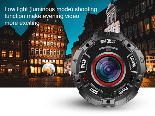 Luxenmart's Mini Sport Action Camera